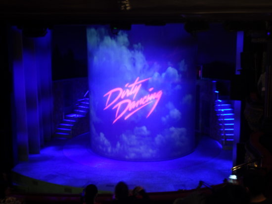 Aldwych Theatre: stage