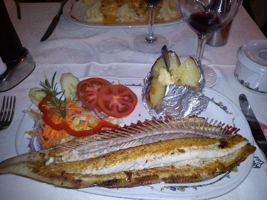 Las Palmas, Spanien: god mat