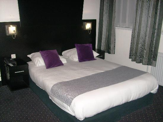 Hotel De Looier: la camera
