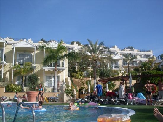 Gran Oasis Resort: pool again