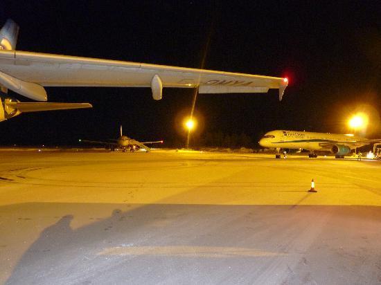 Kittila, Finland: Airport