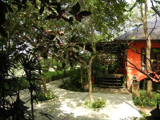 Baan Nam Ping Riverside Village: one of 13 houses