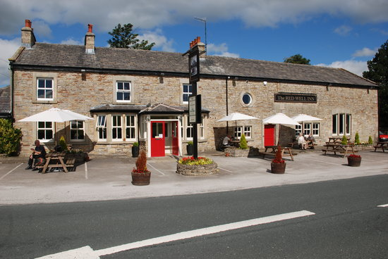 Arkholme, UK: The Redwell Inn