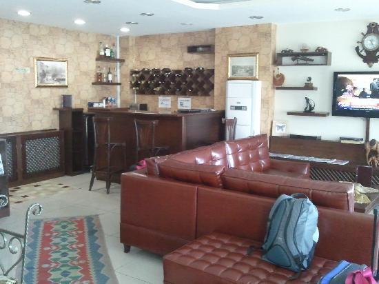 Fors Hotel: bar
