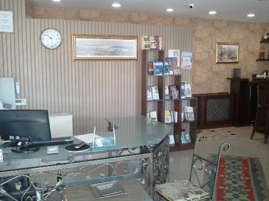 Fors Hotel: reception