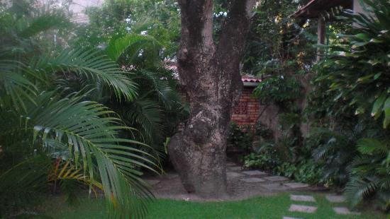 Mansion VillaVerde - Pousada & Vacation Rentals: der garten
