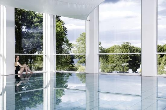 Comwell Kellers Park & Spa: Extensive Free Spafacilities