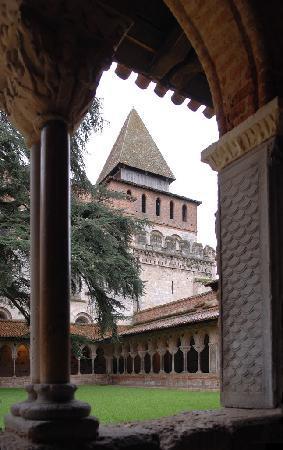 Ultreia Moissac : Abbatiale St Pierre