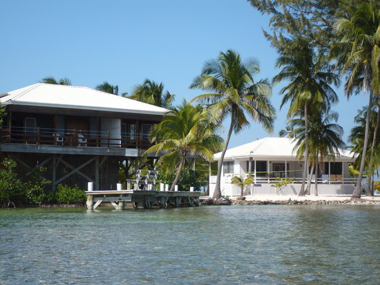 Pelican Beach - South Water Caye : suites and bungalows