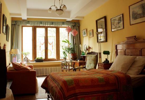 Hotel Les Bluets: Chambre 2