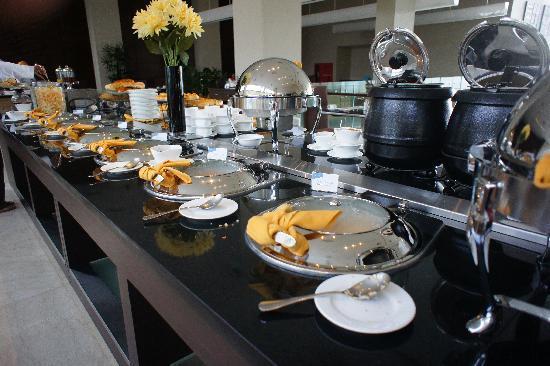 The Luxton Bandung: Breakfast Spread