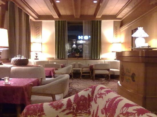 Hotel Pinzolo Dolomiti: soggiorno
