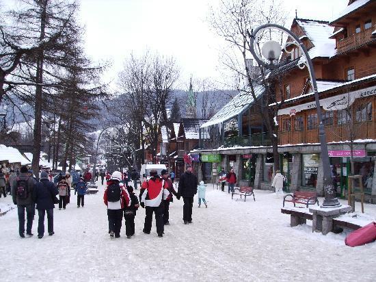 Tatranska Javorina, Eslovaquia: zakopane