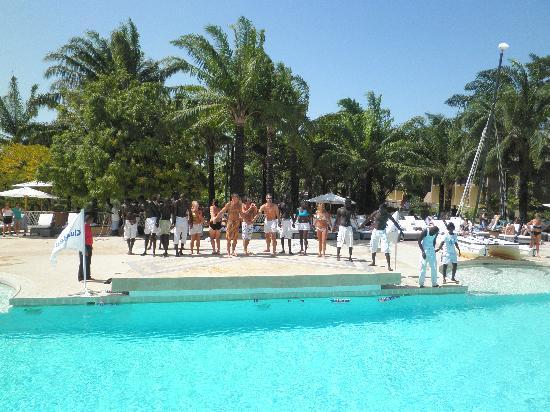 Club Med Cap Skirring : piscine et GO