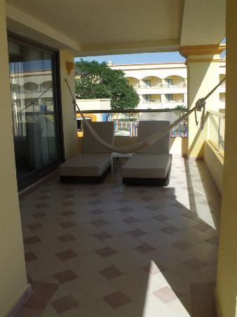 Hard Rock Hotel Riviera Maya: Balcony
