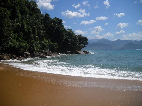 Ubatuba, SP: Playa Cedro