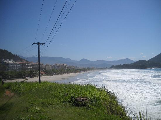Ubatuba, SP: Playa Grande