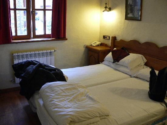 Neilson Chalet Hotel Casale : Twin Room
