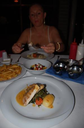 Barut Lara: excellent food