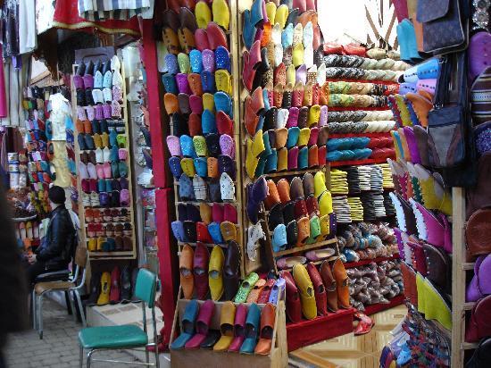 فاس, المغرب: babbuccie...ovunque