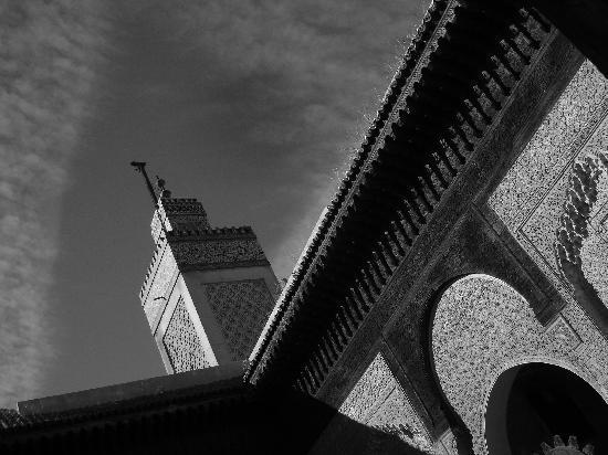 فاس, المغرب: la medersa