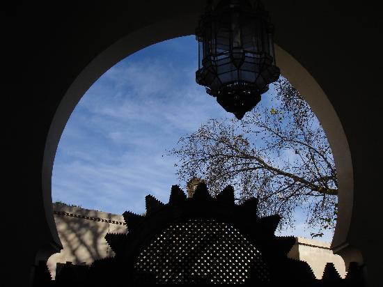 Fes, Marokko: biblioteca