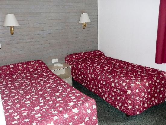 Hotel Spa du Commerce : Chambre twin