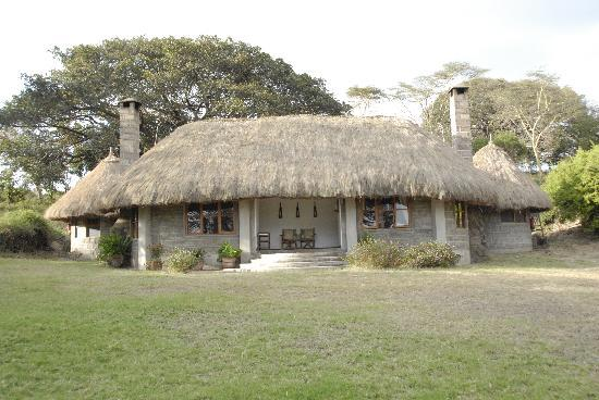 Loldia House: Our cottage