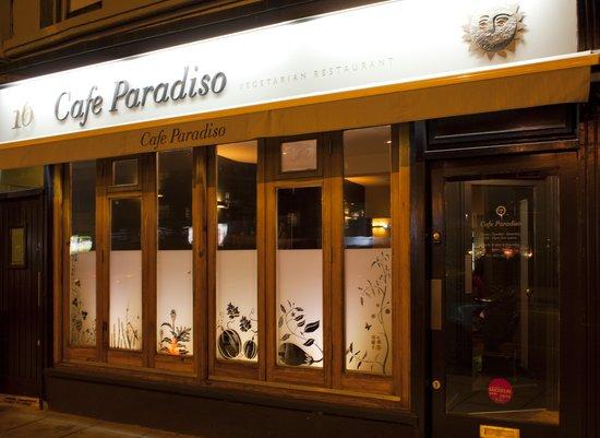 Cafe Paradiso Cork Reviews