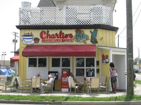 Charlie S Cafe Norfolk Va