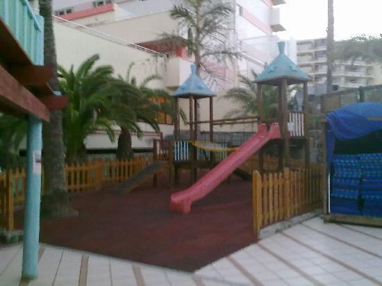IFA Continental Hotel: Spielplatz