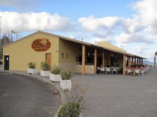 Restaurante O Calhetas: Il ristorante