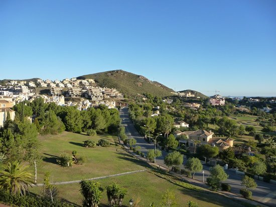 Las Lomas Village: view