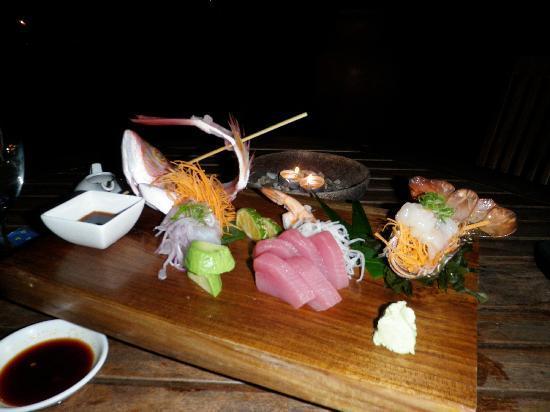 Milarepa: sushi
