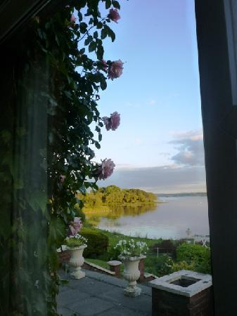 St Kyrans Country House: View from our room