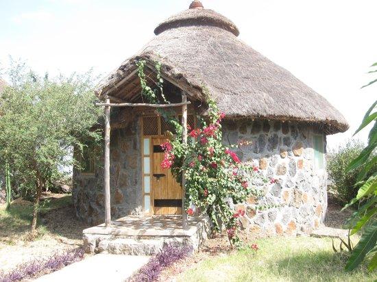 Arba Minch, Etiopien: 'Unser Zimmer'