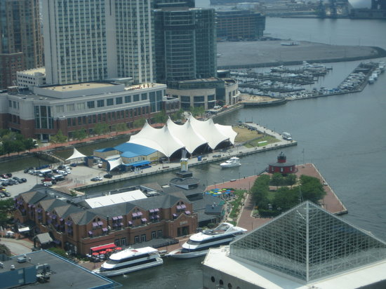 Pier 6 Pavilion Is The Large White Tent Picture Of Pier Six