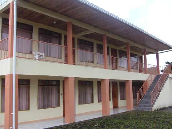 Hotel La Puesta del Sol: Front view of La Puesta del Sol