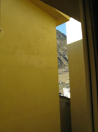 Hotel Griu: Window