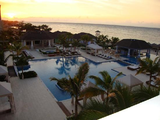 Iberostar Grand Hotel Rose Hall: View from our room