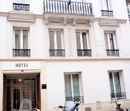 Luxelthe : hotel Luxel - ingresso e facciata