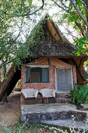 Musango Safari Camp: Chambre