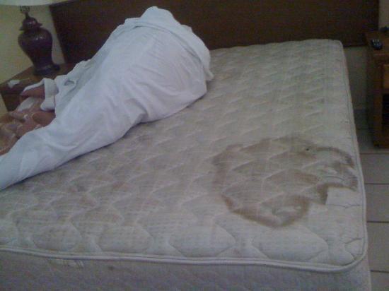 Motel Junipero: colchón