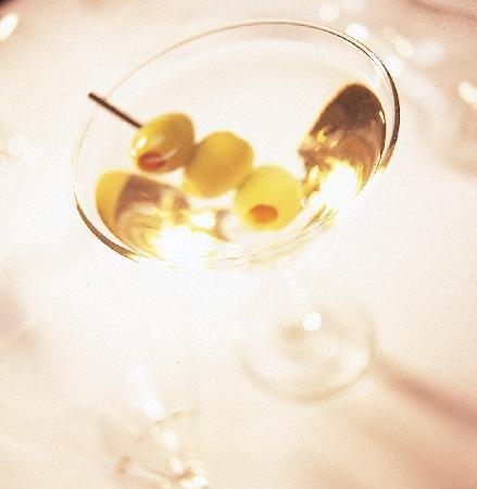 Olive's Bistro: World Famous Martinis