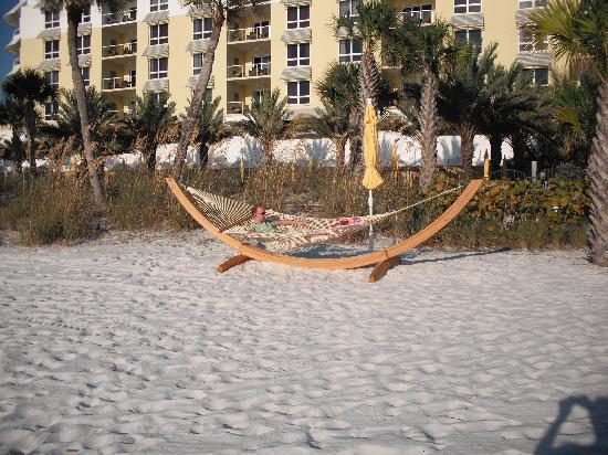 Hyatt Residence Club Sarasota, Siesta Key Beach: Beach relaxation