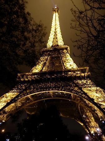 Paris, Frankrike: Eiffelturm