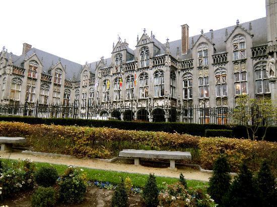 Liege, Belgium: Palace Prince-Bishops