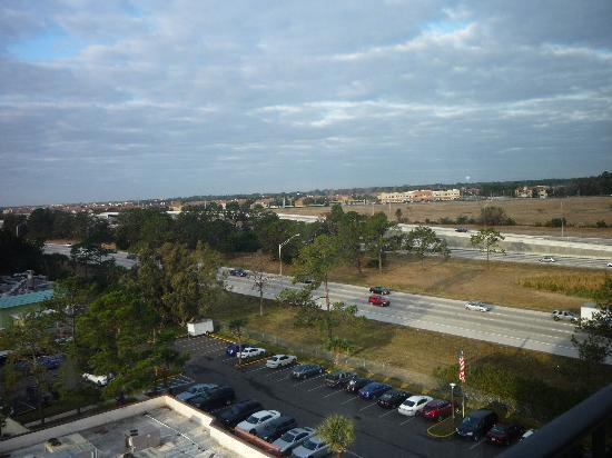 Rosen Inn: View