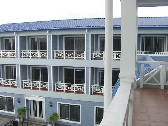 Hotel Casona del Lago: Hotel