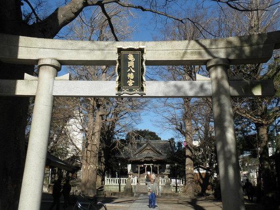 Kamegaoka Hachiman Shrine